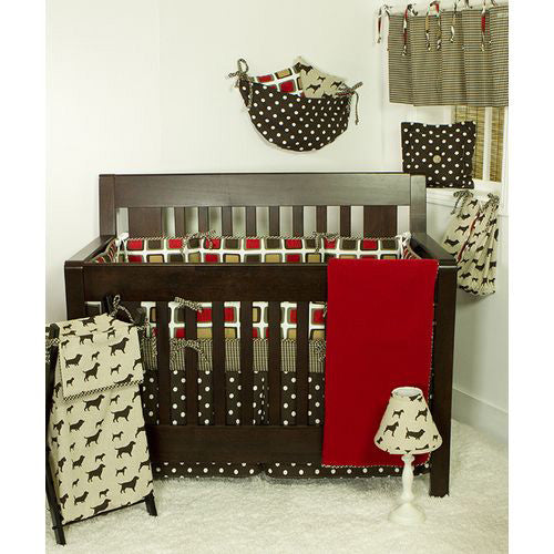 (Open Box) Houndstooth 7 Piece Set