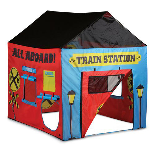 Train Station - House Tent