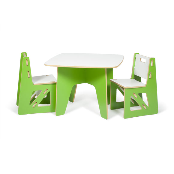 Sprout Kids Table and 2 Chairs