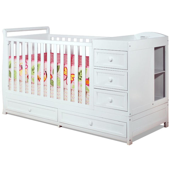 Catherine 3-in-1 Convertible Crib