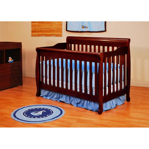 Eve 3-in-1 Crib with Toddler Rail