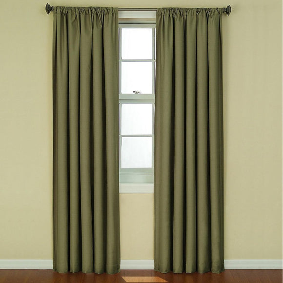 Kendall Blackout Window Curtain Panel - 42