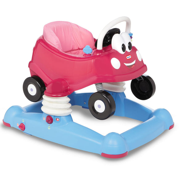 Princess Cozy Coupe 3-in-1 Mobile Entertainer