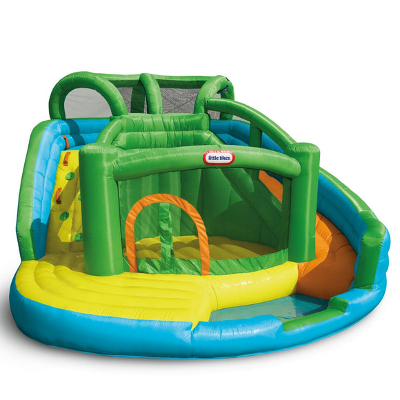 2-in-1 Wet 'n Dry Inflatable Bouncer