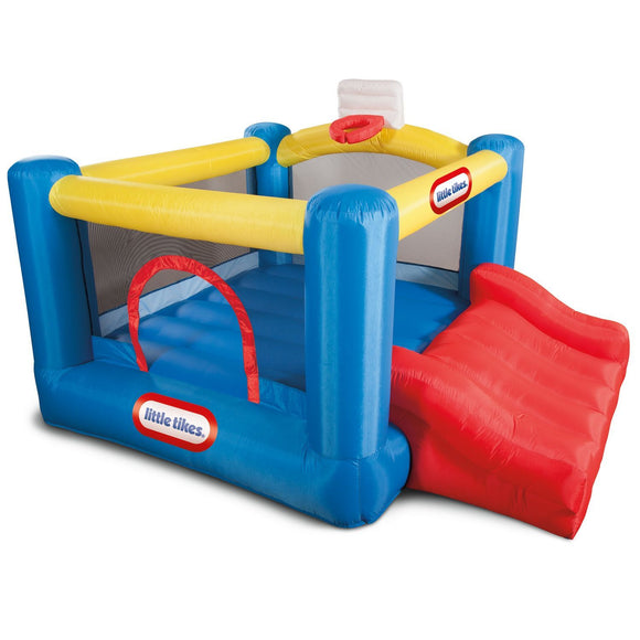 Jr. Sports 'n Slide Bouncer