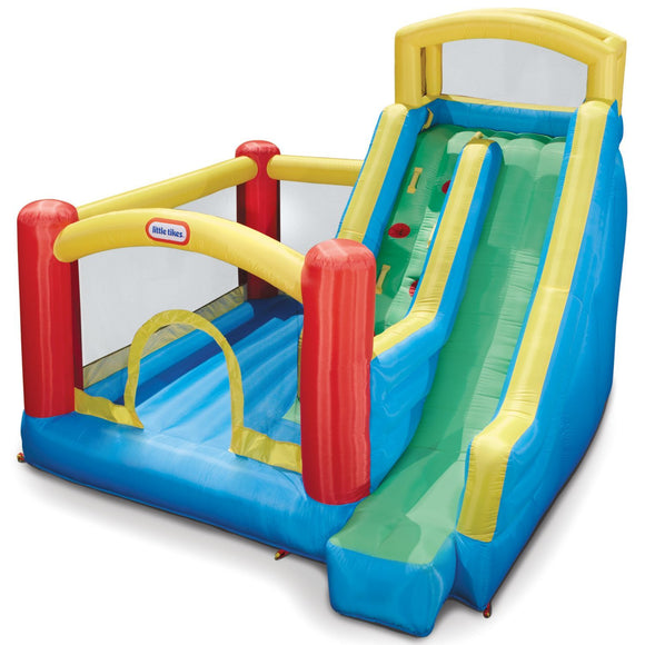 (Scratch & Dent) Giant Slide Bouncer