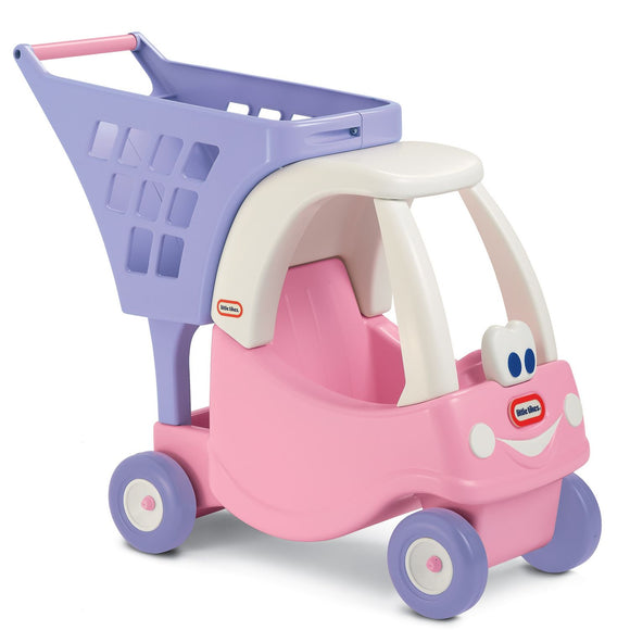 (Open Box) Cozy Coupe Shopping Cart - Pink