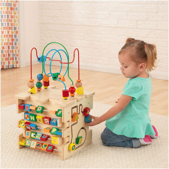 Deluxe Activity Cube