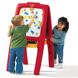 Easel For Two- Red