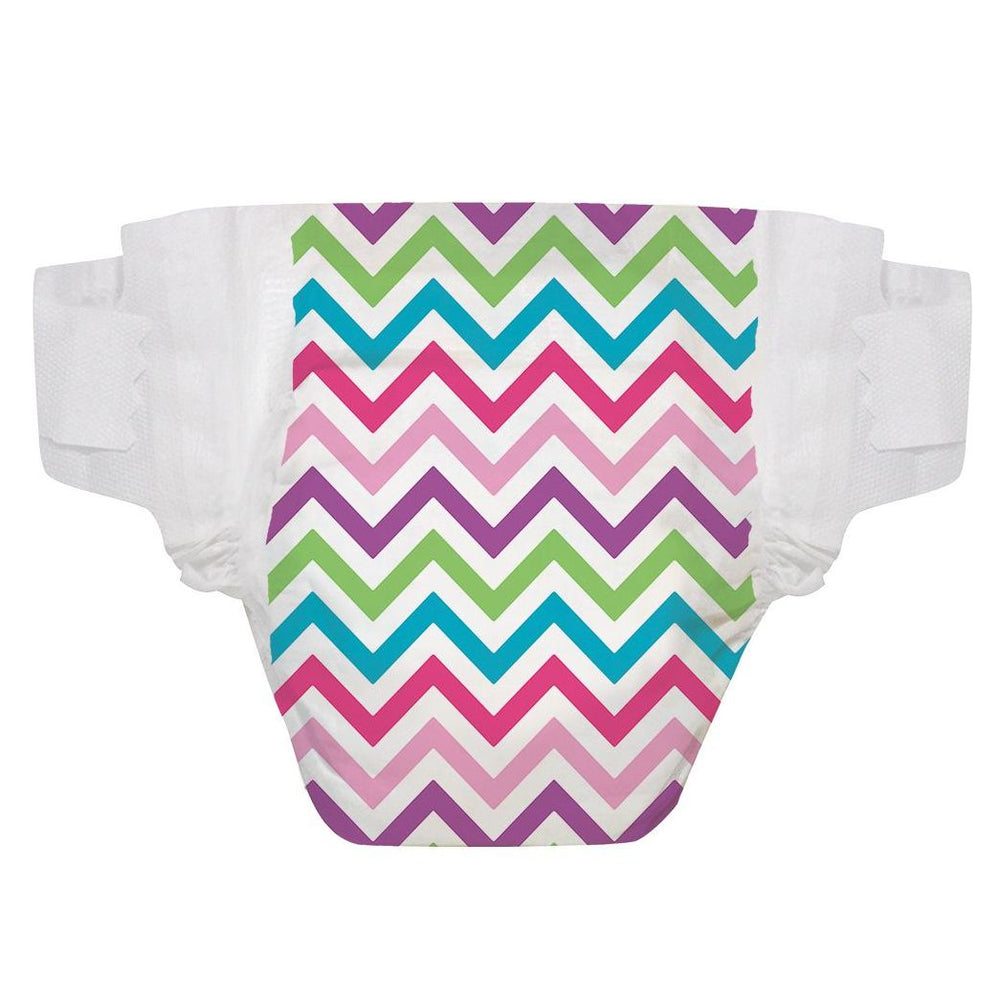 Honest Diapers - Size NB (up to 10lbs)