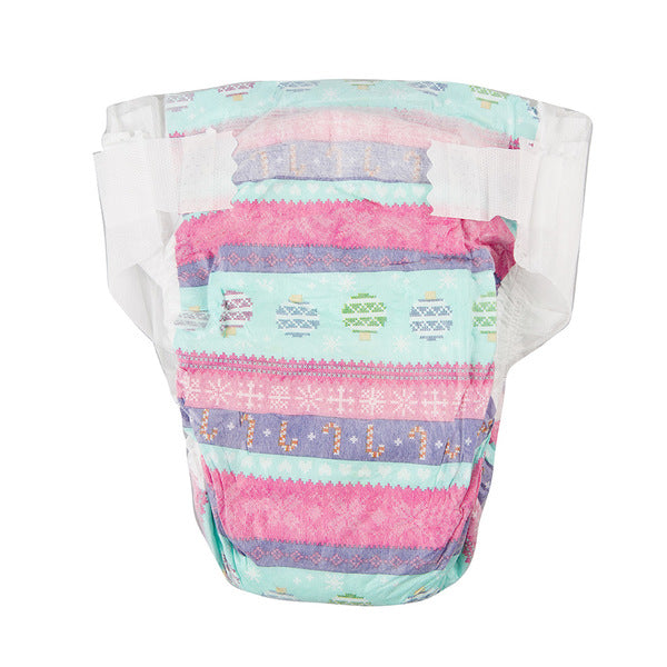 Winter 2015 Prints Honest Diapers - Size 2 (12-18lbs)