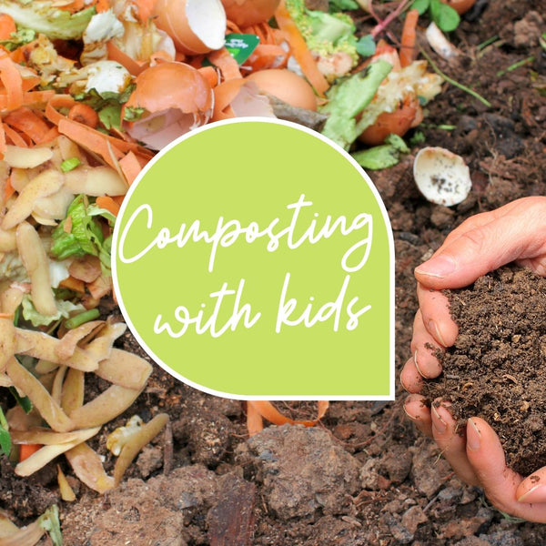 COMPOSTING WITH KIDS 101