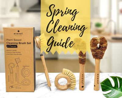 AN ECO FRIENDLY GUIDE TO SPRING CLEANING