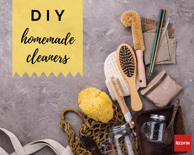 Make Your Home Shine with These 15 Homemade Cleaners