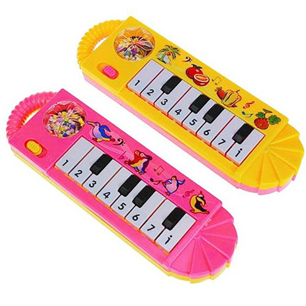 SYEE  Baby Infant Toddler Kids Musical Piano Developmental Toy Early Educational AI1G
