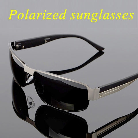 New Driving Glasses Polarized Outdoor Sports Men's Sunglasses Eyewear