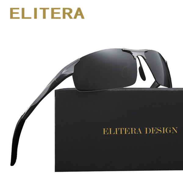 ELITERA Aluminum Brand New Polarized Sunglasses