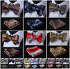 Pocket Square Handkerchief & BowTie
