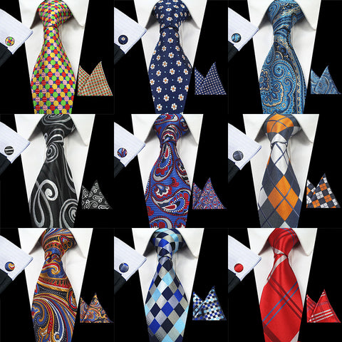 Classic Brown Neck Ties