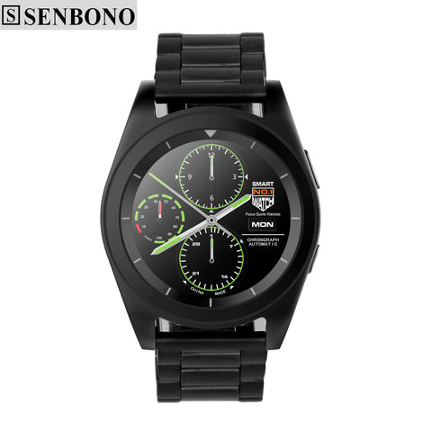 SENBONO G6 Sport Bluetooth 4.0 Smart Watch MT2502 HD Screen