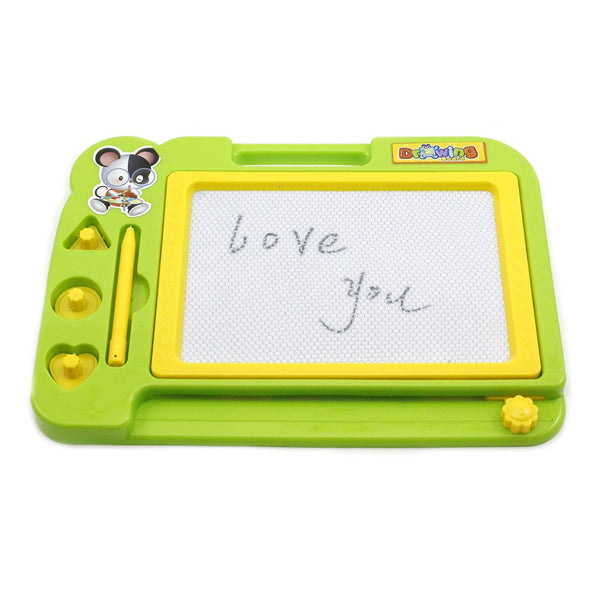 Kids Children Durable Magnetic Sketch Pad New Writing Drawing Painting Board