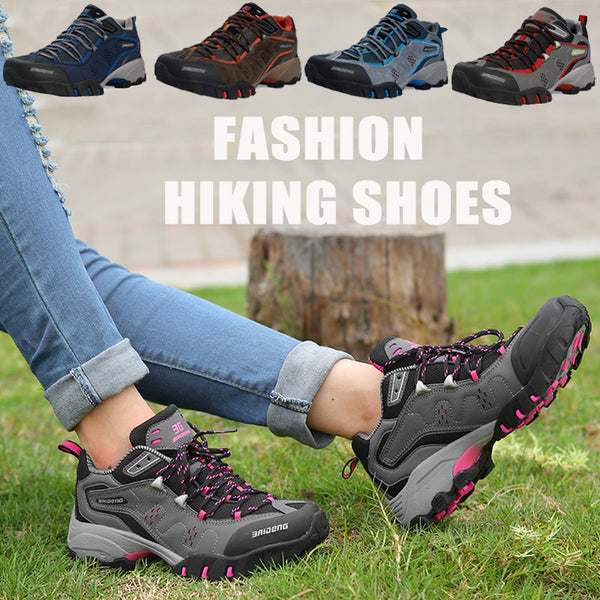 Men's  Multi-Sport Shoes Women Camping Shoes Sneakers for Running Trekking Outdoor Training