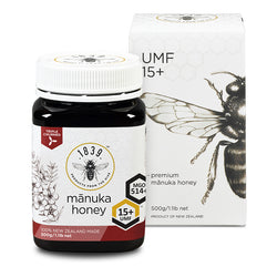 UMF 15+ Mānuka Honey