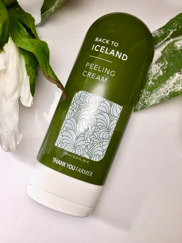 THANK YOU FARMER Back to Iceland Peeling Cream