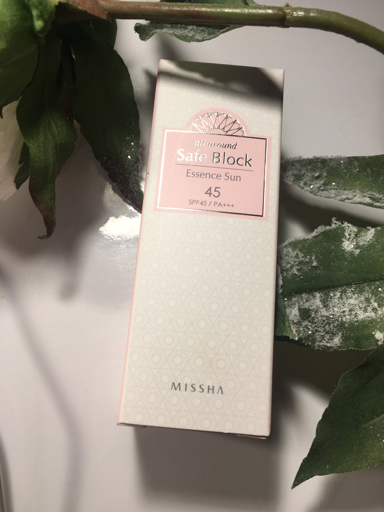 MISSHA All-Round Safe Block Essence Sun SPF45 / PA +++