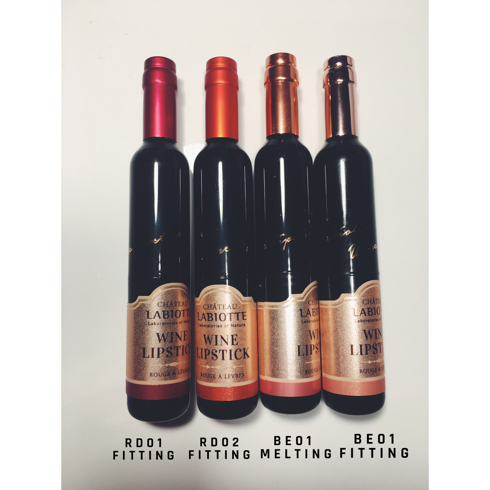 LABIOTTE Wine Lip Sticks