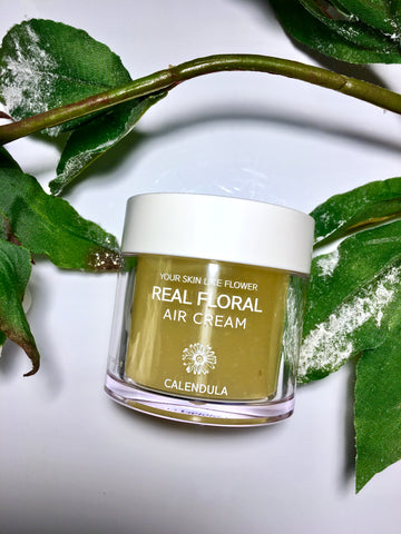 NATURAL PACIFIC Real Floral Air Cream