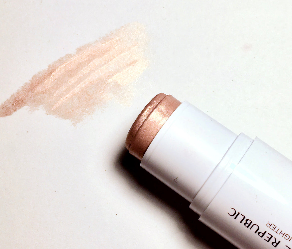NATURE REPUBLIC Botanical Stick Highlighter 02 Shine Gold