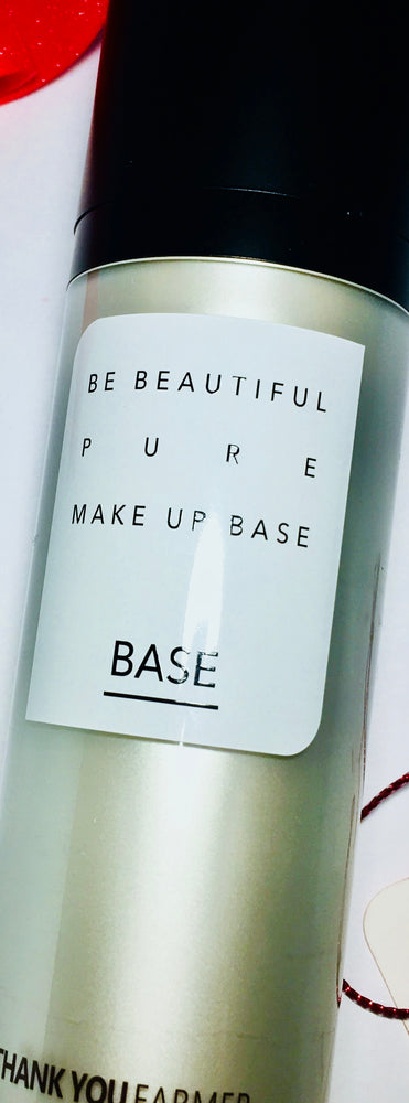 Thank you farmer Be Beautiful Pure Make Up Base