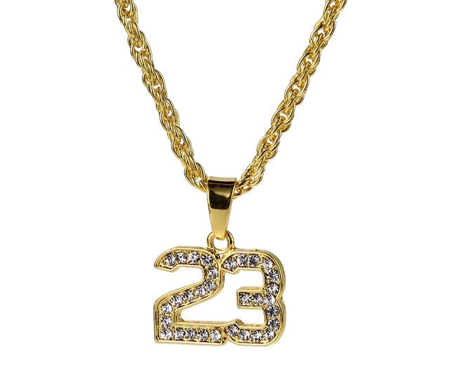FREE #23 Cuban Link Chain