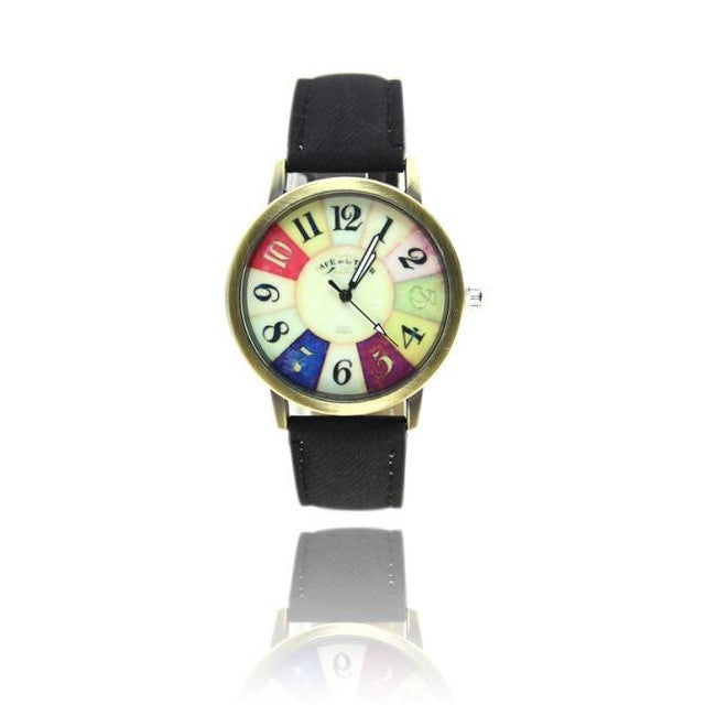 Mens Analog Classic Watch