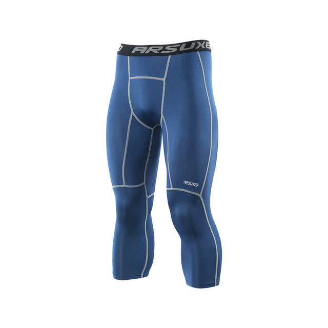 Compression 3/4 Length (5 Colors)