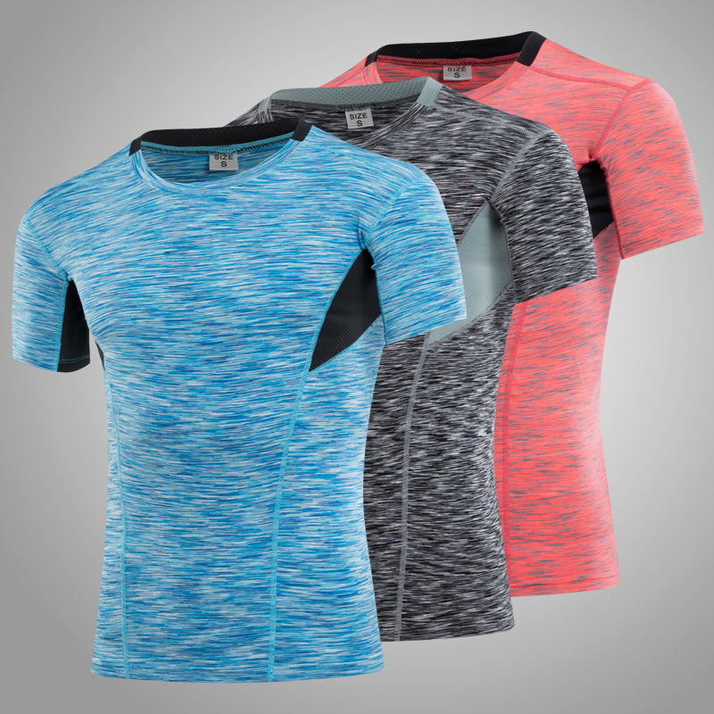Compression Shirt Heather Color