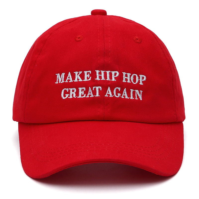 MAKE HIP HOP GREAT AGAIN Hat (2 Colors)
