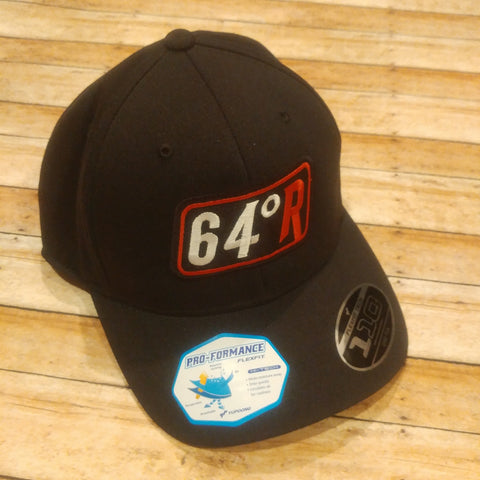 64 Degree Racing Logo Hat