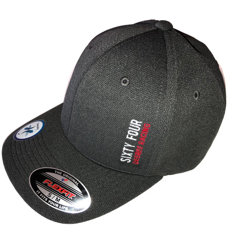 Embroidered 64 Degree Racing hat