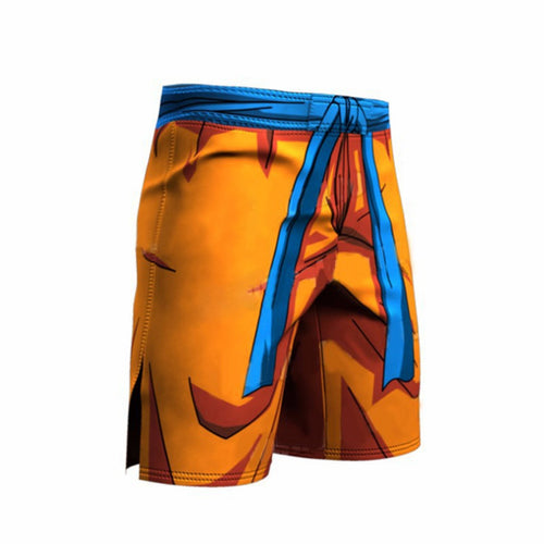 1638fba9da Dragon Ball Z - Goku Compression Shorts