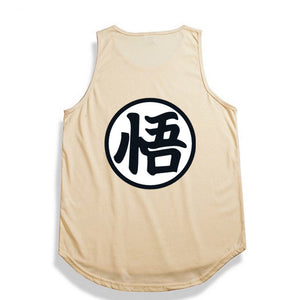 d82062f3b6 Dragon Ball Z - Goku Kanji Tank