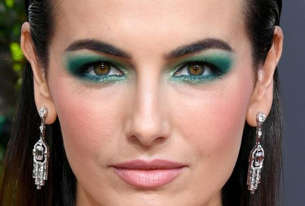 HOT RIGHT NOW: GREEN EYES