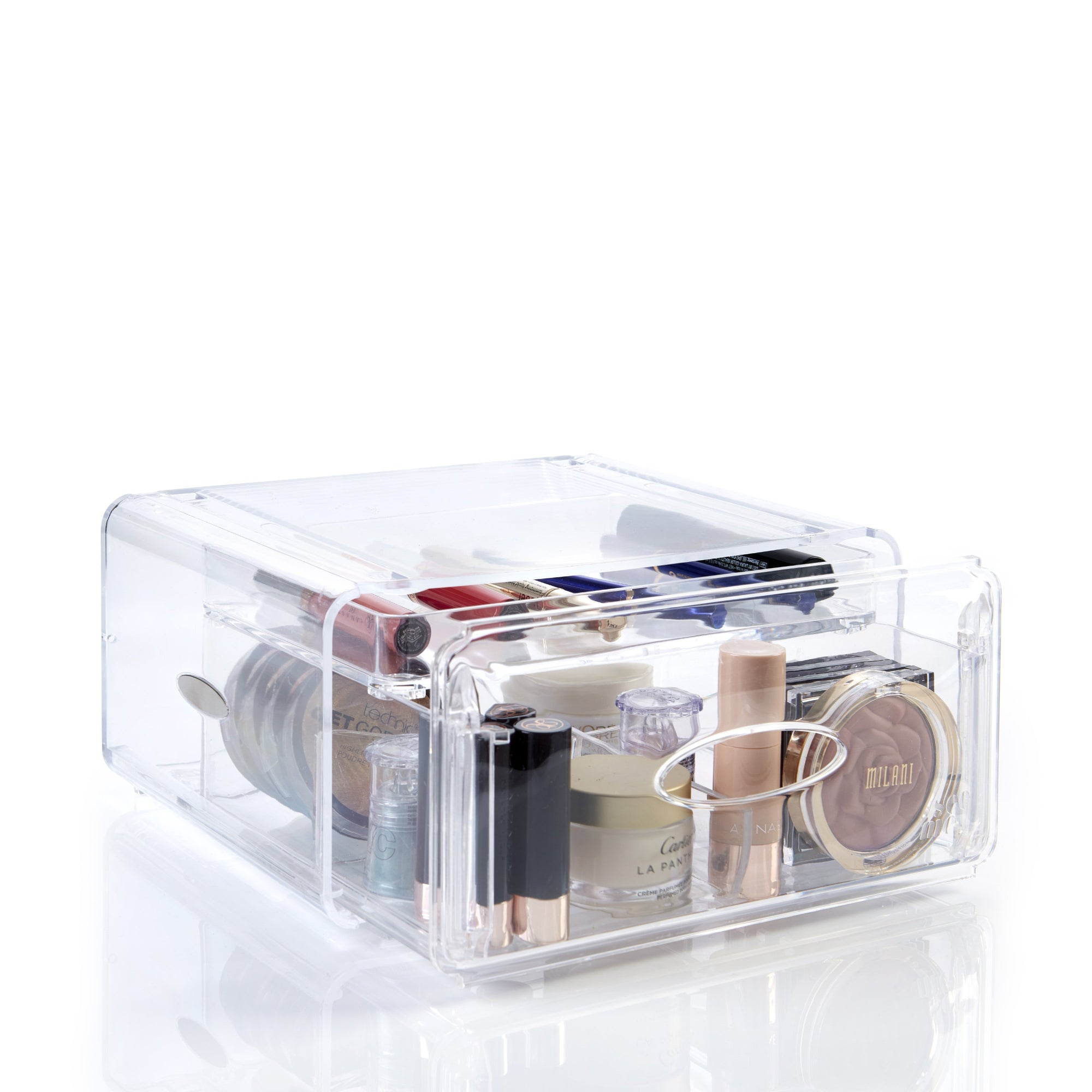 SEE ME MIDI :: 2-DRAWER MAKEUP & COSMETICS ORGANIZER