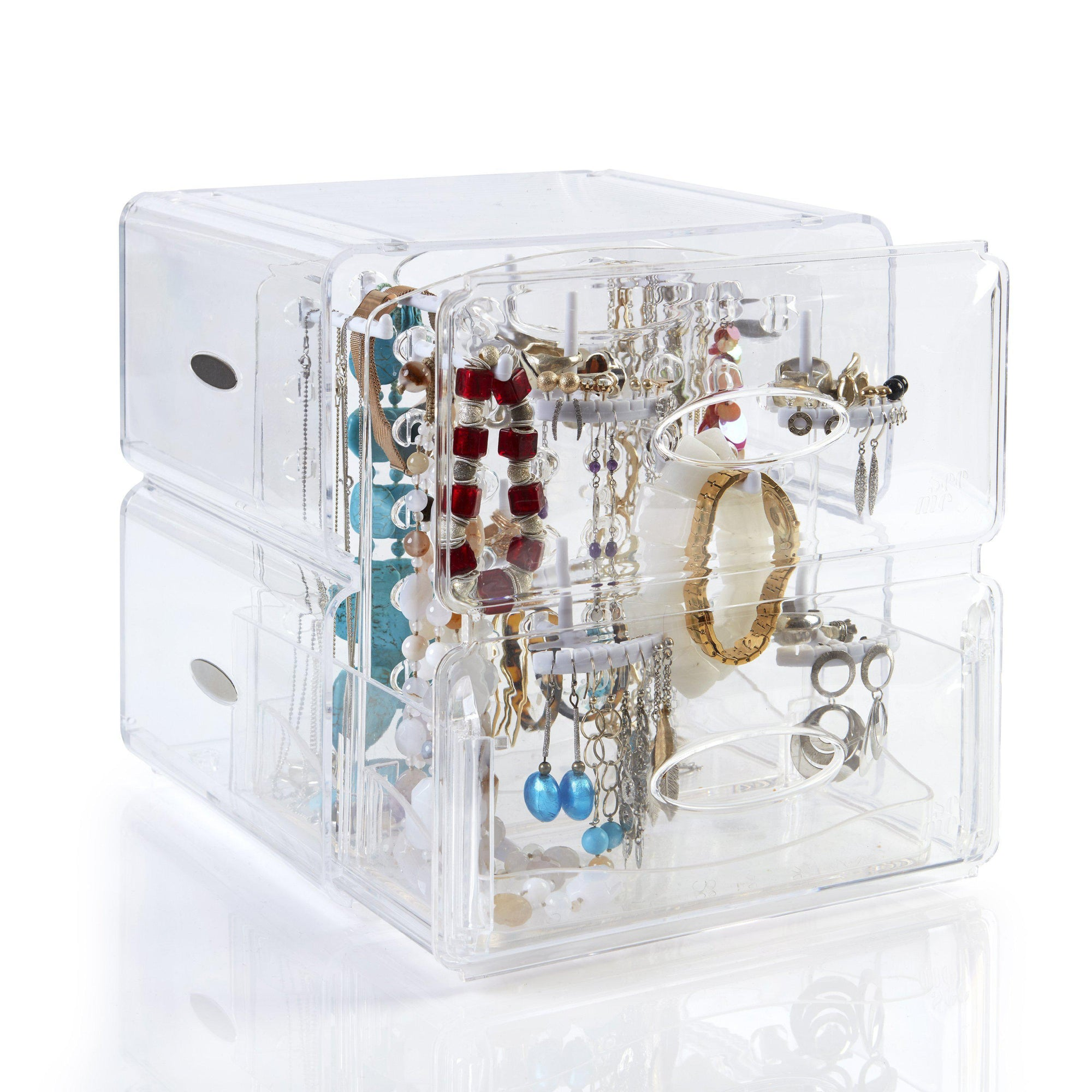 SEE ME CAMEO :: X-LARGE JEWELRY & ACCESSORIES ORGANIZER