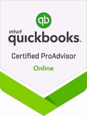 Quickbooks Online (basic monthly service) - Giannini Business Tax Paralegal & Cloud Accounting                   1(831)402-5751