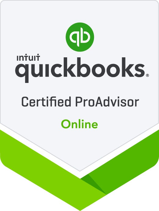 Advice, Tax Preparation & Quickbooks Online (monthly service w/Rossana)