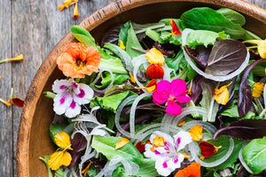 How To Grow Edible Flowers