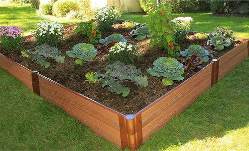 How to Build a Raised Garden Beds for Flowers or Vegetables