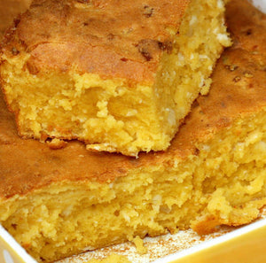 Sopa Paraguaya The best dish you've never heard of. (The national dish of Paraguay)